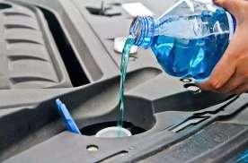冬天汽车玻璃水会结冰吗?老司机一次讲清楚,搞错了可能吃大亏