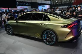 吉利星瑞将迎来新对手,传祺轿跑2021年上市,配252马力