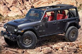 Jeep 牧马人Rubicon 392概念车