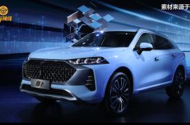 WEY摩卡正式迎来首秀 搭两种动力/定位新一代智能汽车