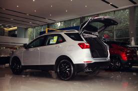 中型SUV也不贵了!13万就能拿下,油耗仅9L,还是合资品牌