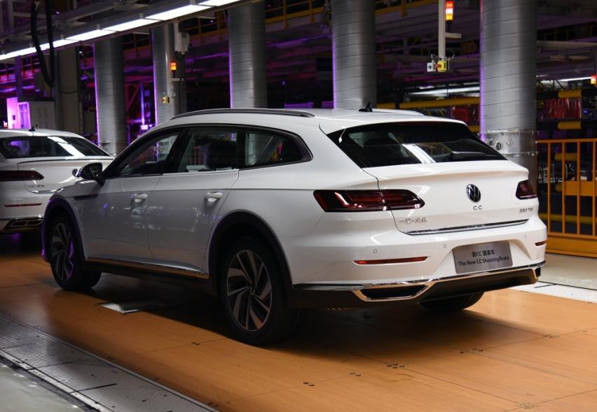 最美大众轿车来了,12月7日正式上市,搭载2.0T发动机