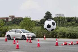 A级车的价格B级车的硬核 试驾广汽丰田凌尚