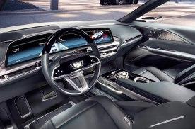 凯迪拉克:Lyriq概念车将亮相上海车展