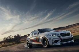 价值95,000欧元,宝马亮相全新M2 Racing赛道版