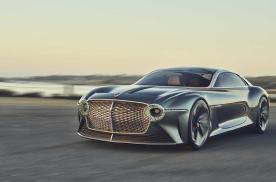按捺不住的宾利再出手 2025年推出纯电豪华车