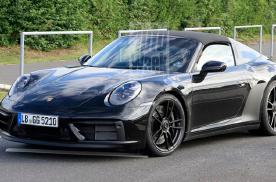 新款保时捷911 GTS将推出Targa版本车型