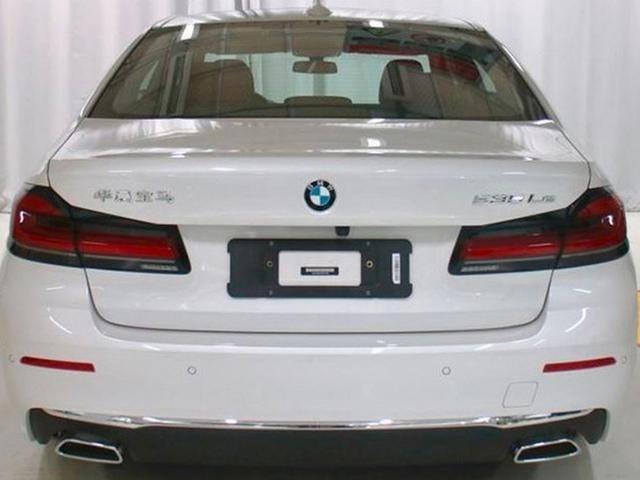 新款国产宝马5系申报图来袭 车长超奥迪A6L 配激光大灯