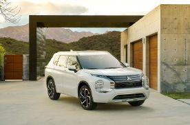 【新车预告】#三菱全新一代欧蓝德售价公布,4月开售#
