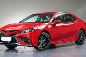 丰田又成功了,上市1月热销2万+,油耗4.1升