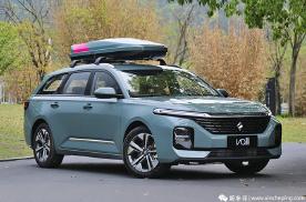 它会是第一台在中国爆款的旅行车?实拍体验新宝骏Valli