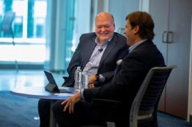 刚刚,吉姆∙法利接棒福特新总裁兼CEO,将继续推进战略转型