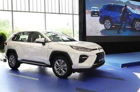 累计订单超1.5万辆,广汽丰田威兰达高歌猛进,我们下月SUV