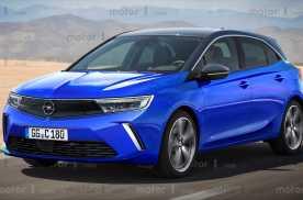 欧宝计划推出300马力的混合动力车型Astra OPC
