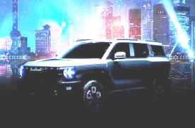 哈弗全新SUV预告图发布,采用了具有现代风的硬派造型