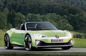 将采用双座或2+2座设计,大众将推出全新旗舰电动跑车ID.R
