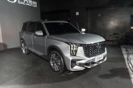 传祺GS8正式换代,第二代首搭丰田混动系统,15万起售会火吗?
