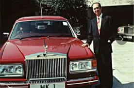 大明星和车的故事:不仅老婆孩子多 豪车也堆满车库
