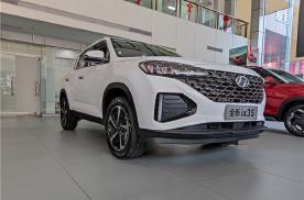 15万元合资SUV的性价比担当 新款北京现代ix35到店实拍