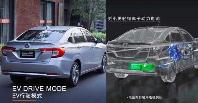 1.5L第三代i-MMD加持,百公里油耗4.0L,凌派锐·混动爆款潜质十足