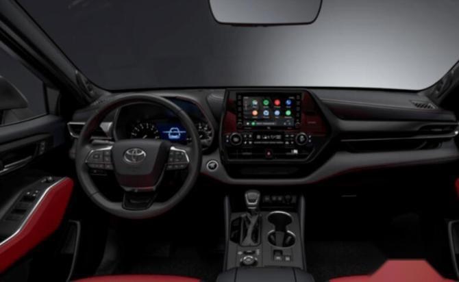新知达人, 一汽丰田上海车展亮相陆放 皇冠标识+汉兰达实力 会火吗?