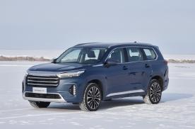 奇瑞家族最大号SUV,星途VX将上市,2.0T扭矩比途昂还大