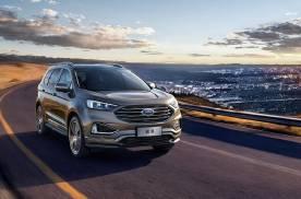 售24.68万元,长安福特锐界新增5座车型上市