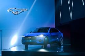智能电动汽车的自我颠覆,百年福特如何开局中国电动市场?