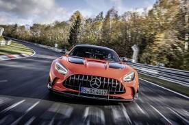纽北最速量产车再次易主,奔驰AMG GT圈速刷爆兰博基尼