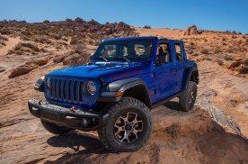 硬派越野也要开始电动化了  纯电动版本Jeep牧马人正在酝酿