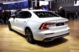 沃尔沃全新S60将于12月12日上市,轴距为2872mm