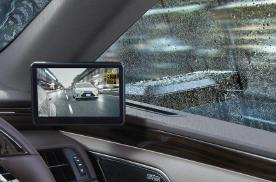 雷克萨斯ES欧版车型使用摄像头后视镜,国内期待法律出台?
