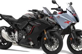 本田摩托新车型CB1000X CBR1000R渲染图亮相