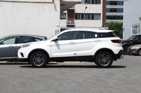 不到11万买台福特SUV,配8.0英寸液晶屏+倒车影像