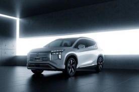重庆车展广汽三菱阿图柯官图发布 预计下半年上市
