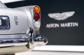 詹姆斯·邦德最新座驾领衔,阿斯顿·马丁首款SUV北京车展上市