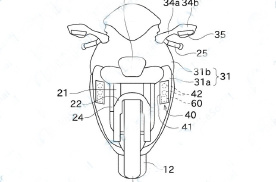 川崎研发摩托车黑科技 基于摄像头的自适应巡航控制