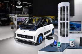 北京车展上,全球首款新物种概念车量产火了,引来各国设计师称赞