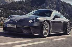 最速旅跑 保时捷发布911 GT3 Touring