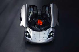 自吸V12手动654匹车重仅986kg,迈凯伦T.50发布
