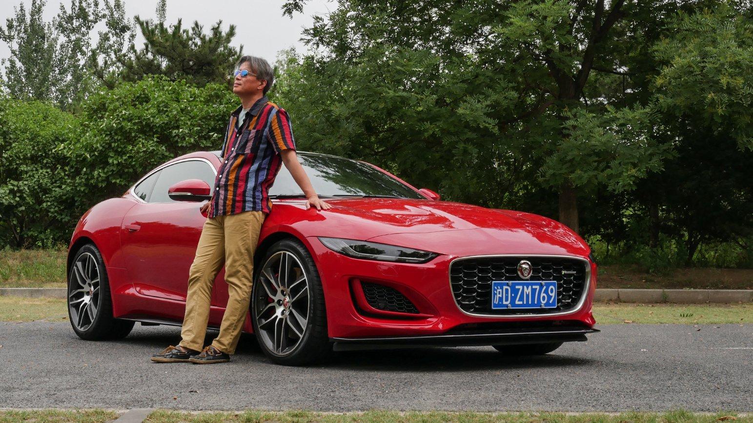 《夏东评车》捷豹F-Type,跑车的日常修养