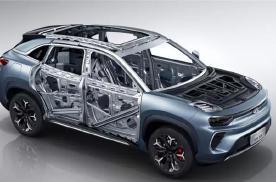 不止路虎有全铝车身,这台中型纯电SUV最低才14.98万