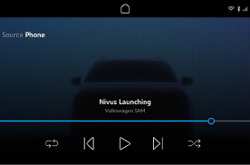 将首搭大众Nivus轿跑SUV 伟世通推出一款信息娱乐系统V