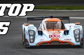【搬运向】声浪最好听的五款LMP1/LMP900赛车
