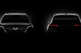 【新车资讯】#五菱首款银标SUV预告图发布#