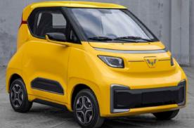 宏光MINI EV打开五菱财富大门,又一微型电动车曝光