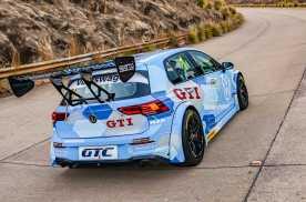 大众高尔夫GTI GTC赛车亮相 基于第八代高尔夫而来