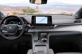 合资MPV市场新宠,全新丰田塞纳将国产,全系2.5L混动