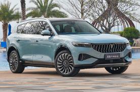 岚图高端电动SUV,预售31.36万起,5月上市