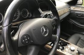 德国原装进口,3.0自吸+7AT电子怀挡,这才叫奔驰E300